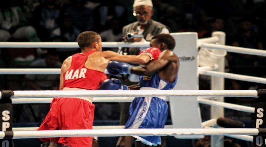 الألعاب الإفريقية.. المغربي محمد حموت يحرز ميدالية ذهبية في الملاكمة