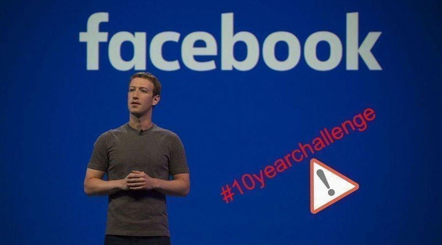 """للذين يشاركون في تحدي 10 سنوات...خبيرة تكشف خطة """"جهنمية"""" لفيسبوك"""