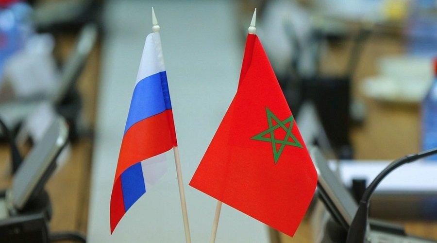 روسيا تؤكد عزمها تعميق علاقاتها السياسية مع المغرب