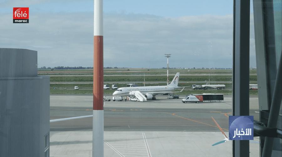 مراقبة صحية مشددة للبضائع وسائقي النقل الدولي بالموانئ والمطارت