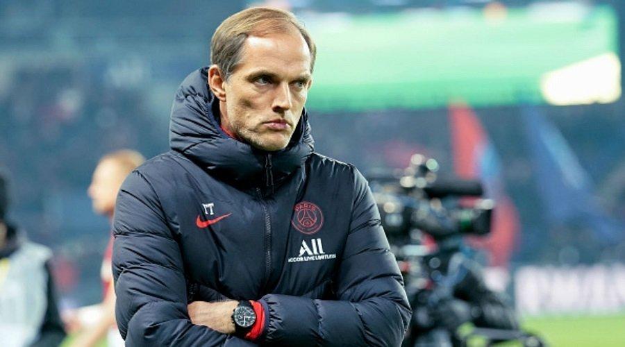 نادي باريس سان جرمان الفرنسي يعلن رسميا إقالة مدربه الألماني توماس توخل