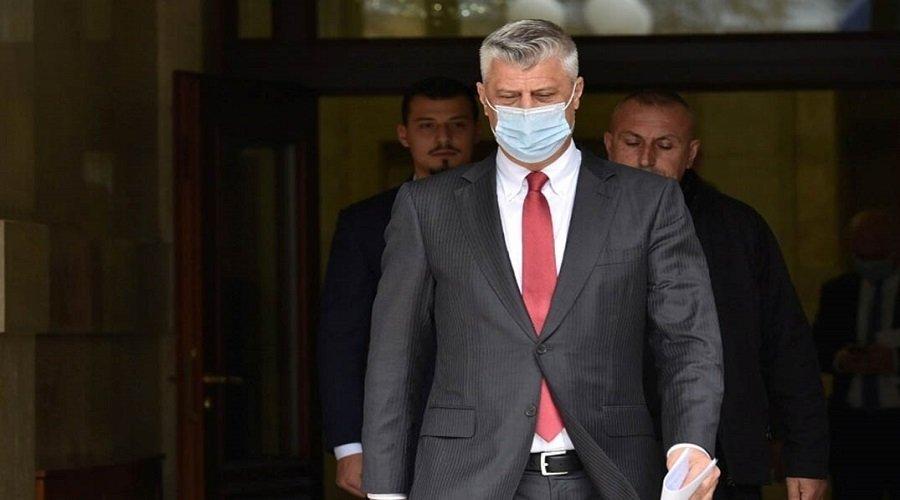 اعتقال رئيس كوسوفو ونقله إلى لاهاي بعد اتهامه بارتكاب جرائم حرب