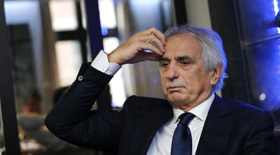 راتب حاليلوزيتش أقل من رونار واجتماعات رسمية تنطلق غدا