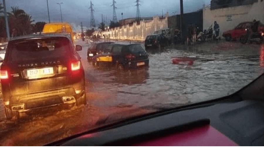 ولاية جهة الدار البيضاء تصدر بلاغا باردا حول الفيضانات وتعد إجراءات عملية لتجاوز آثارها
