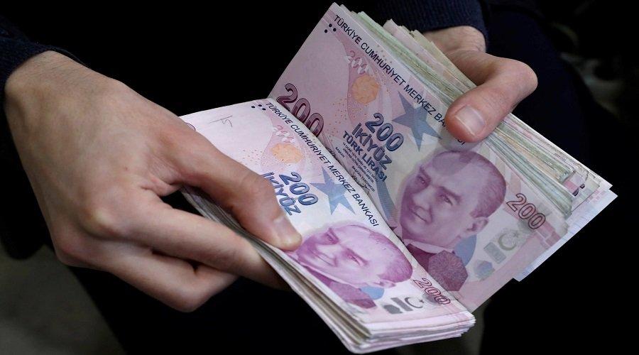 الليرة التركية تتهاوى وتتجه لتسجيل أكبر خسارة شهرية هذا العام
