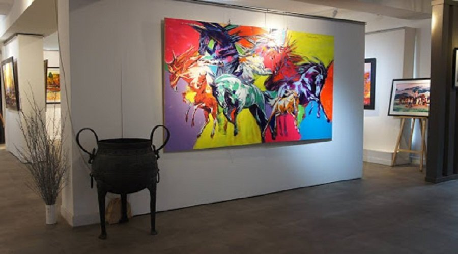 افتتاح مساحة جديدة بمعرض ALFAHD GALLERY بالدار البيضاء
