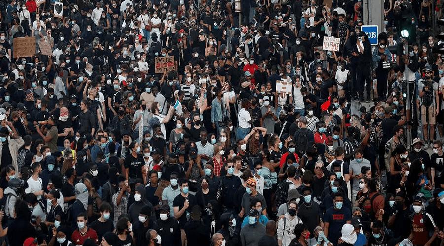 السلطات الفرنسية تمنع تظاهرات ضد عنف الشرطة
