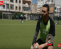 في بيتنا: محمد.. بطل تحدى الإعاقة وحقق حلمه بممارسة كرة القدم