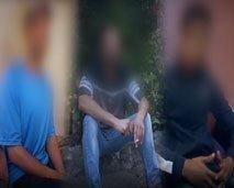 ضحايا الإدمان يرون تجاربهم المؤلمة مع المخدرات
