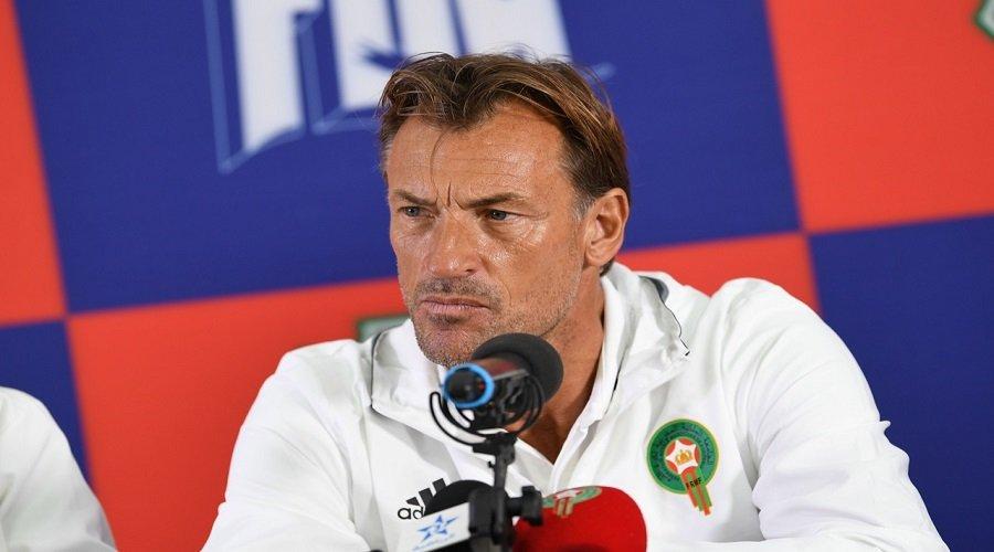 رونار يقدم استقالته من تدريب المنتخب المغربي ويوجه رسالة للملك