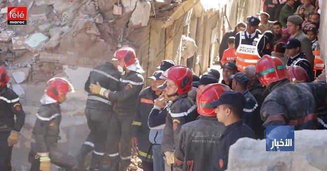الدار البيضاء.. وزارة الإسكان تكشف روايتها بخصوص انهيار منازل