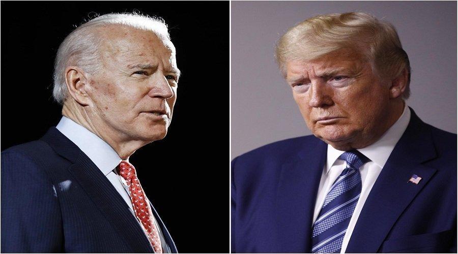 رئاسيات 2020.. بايدن يتقدم بفارق كبير على ترامب