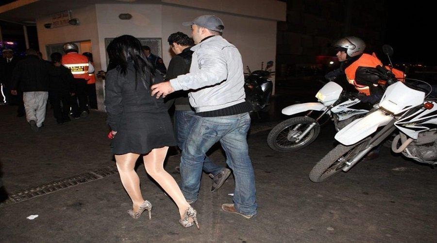 اعتقال ممثلة مشهورة متلبسة بالخيانة الزوجية رفقة مخرج