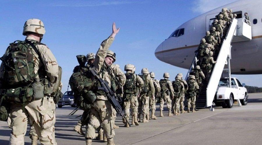 القوات الأمريكية تبدأ في الانسحاب من 15 قاعدة في العراق
