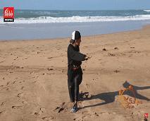 حركات رياضية صباحية مع كلثوم اضمير