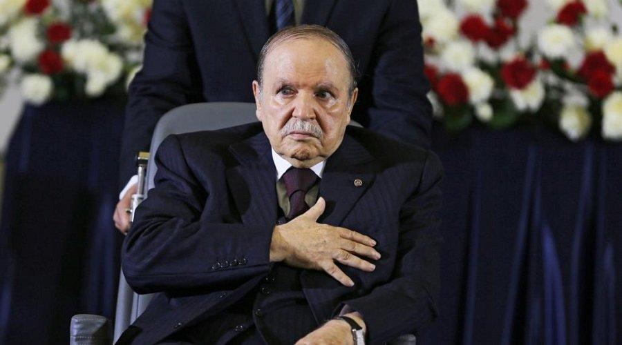 الرئاسة الجزائرية تحدد موعد استقالة بوتفليقة