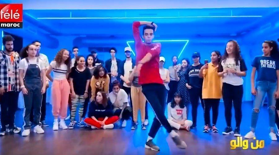 فرقة من والو قدرات تدخل عالم الإحتراف فعالم الرقص