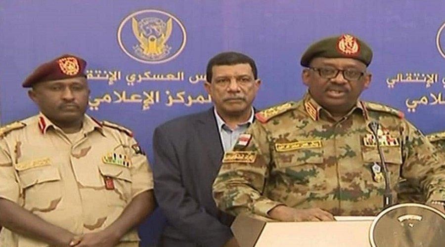 المجلس العسكري السوداني يعلن إحباط محاولة انقلاب