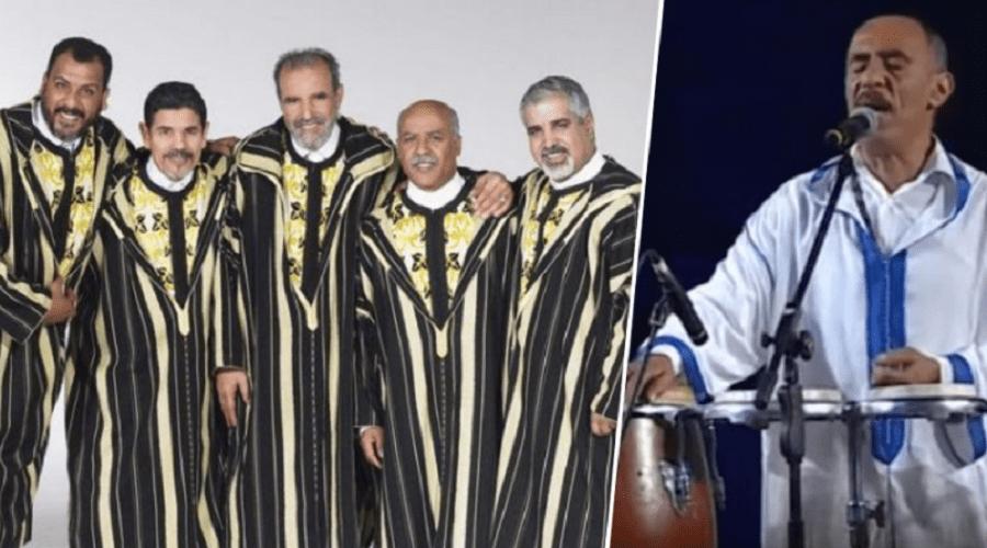وفاة عضو فرقة تكادة محمد اللوز