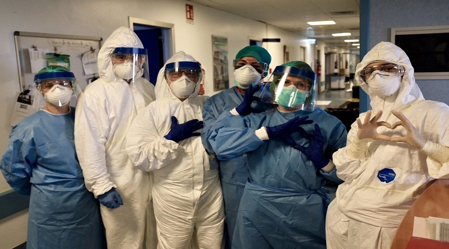 تعافي 4693 حالة من كورونا خلال يوم واحد بإيطاليا