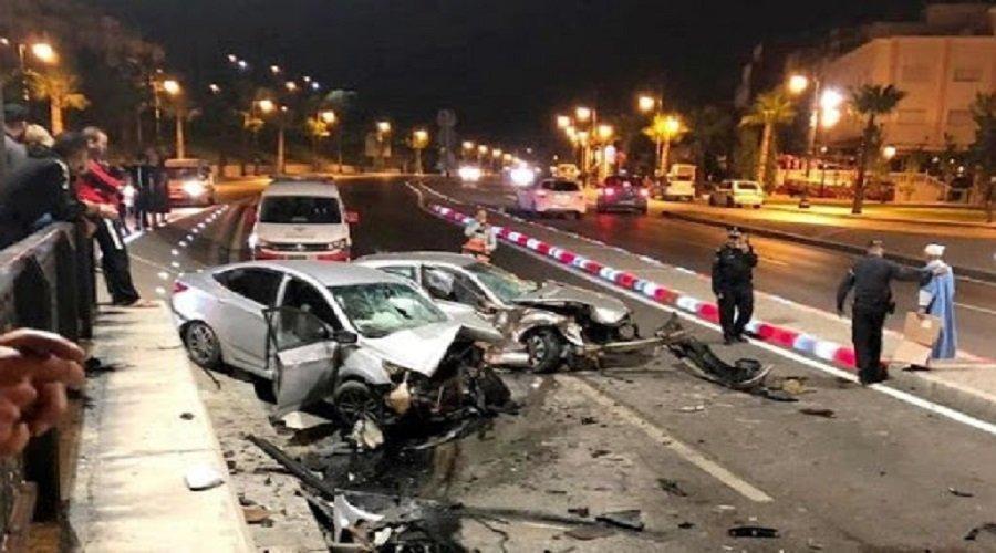 وزارة النقل تعتبر وفاة 15 شخصا وإصابة 313 خلال ليلة الهروب الكبير حصيلة عادية