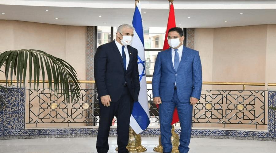 المغرب و إسرائيل يوقعان على 3 اتفاقيات تهم تعزيز التعاون الثنائي