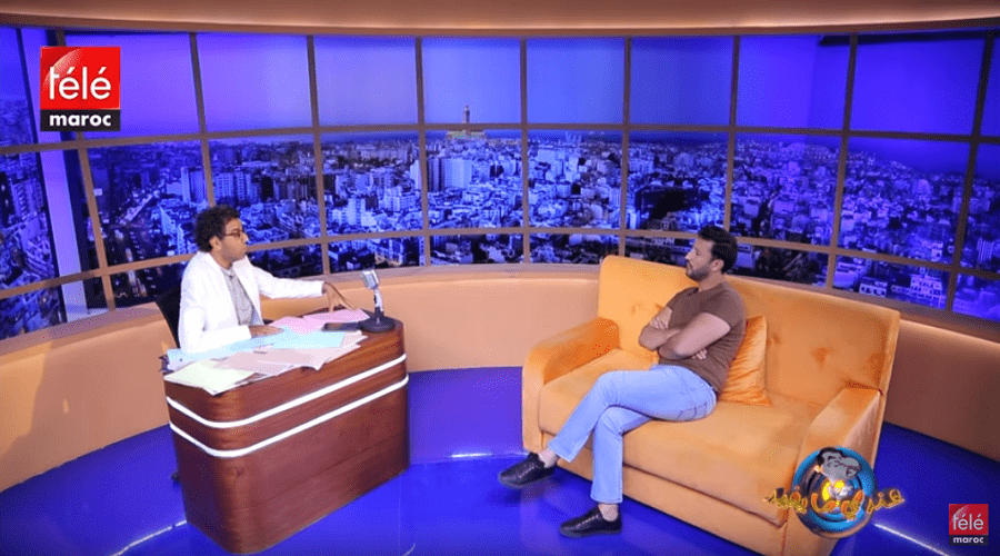 عادل بلحجام يكشف للعشابي سبب طلاقه مرتين في #عندي_ما_يفيد ولهذا يزور طبيبا نفسيا