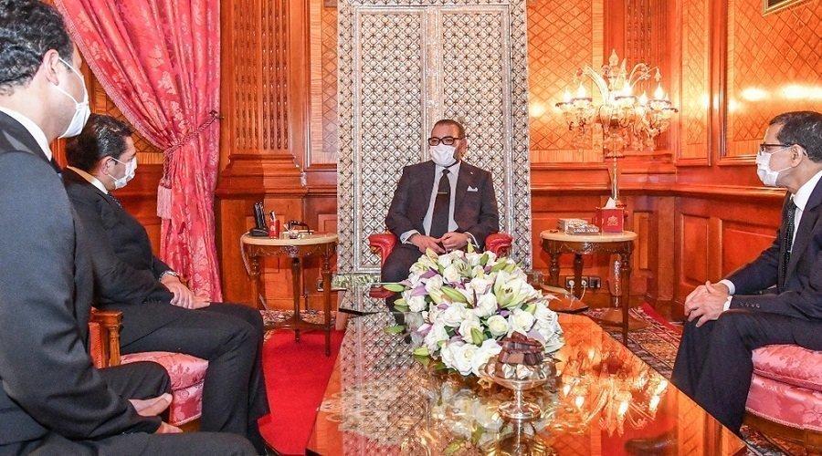 الملك يوافق على طلب إعفاء عبيابة ويعين الفردوس في الحكومة ويكلف أمزازي بمهام الناطق الرسمي باسم الحكومة