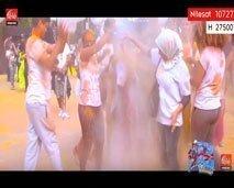 في هذه الحلقة من برنامج ببيضاوة ننقل لكم  أجواء مهرجانات الدار البيضاء