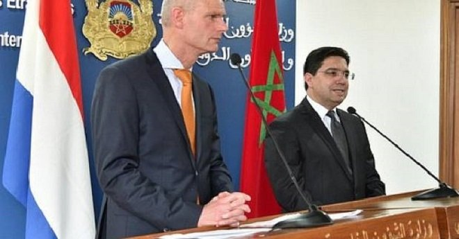 بوريطة مخاطبا وزير الخارجية الهولندي: المغرب لن يتلقى دروسا من أحد