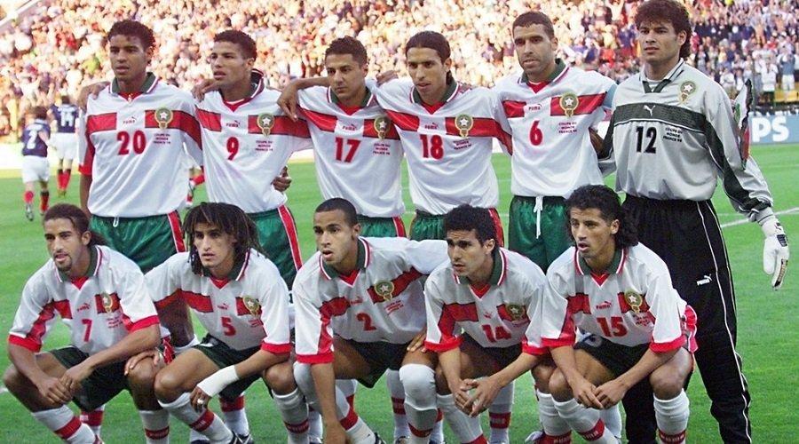 """صحيفة """"آس"""" تختار تشكيلة أساطير المنتخب المغربي"""