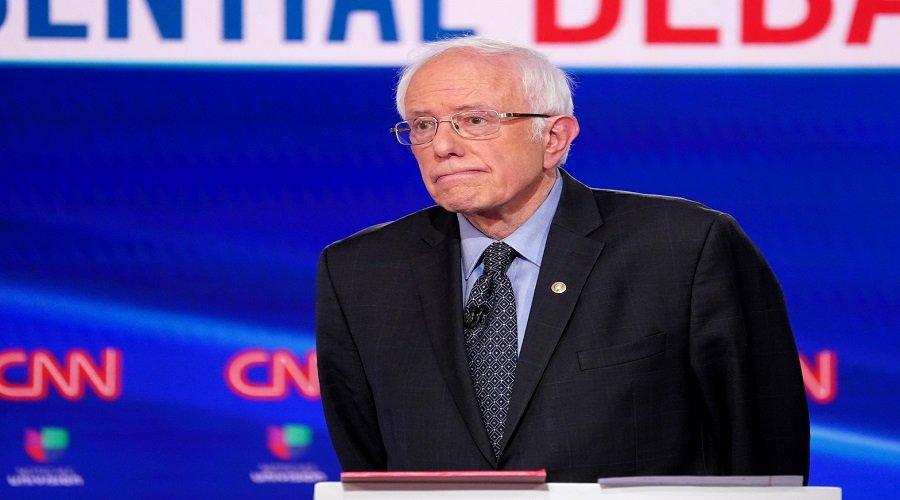 بيرني ساندرز ينسحب من سباق الرئاسة الأمريكي