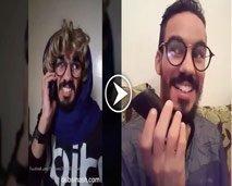 شاهدوا بالفيديومقطع مضحك للفكاهي أسامة التونسي ابن عبد الرؤوف