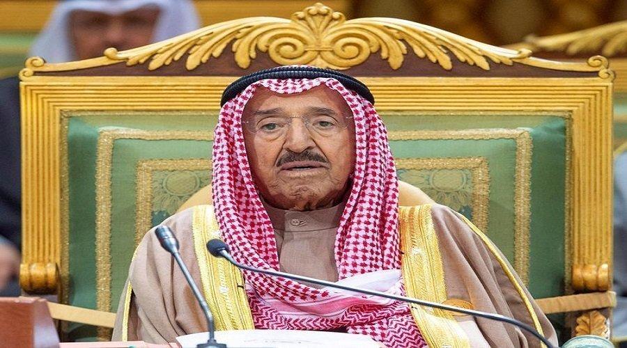 ولي العهد الكويتي يتولى مهام أمير البلاد الموجود في المستشفى
