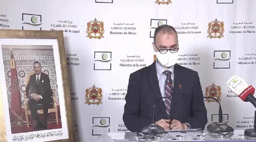 مدير الأوبئة: تم اكتشاف 445 إصابة بكورونا من بين 8600 مخالط