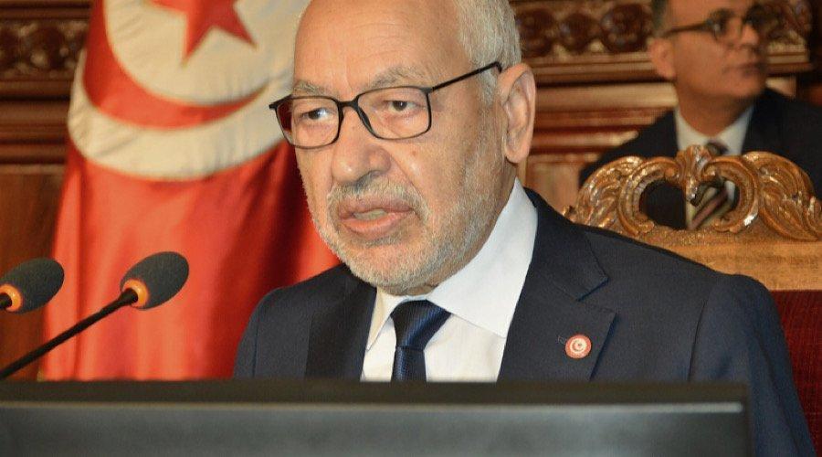 رئيس البرلمان التونسي ينجو من سحب الثقة بفارق 12 صوتًا