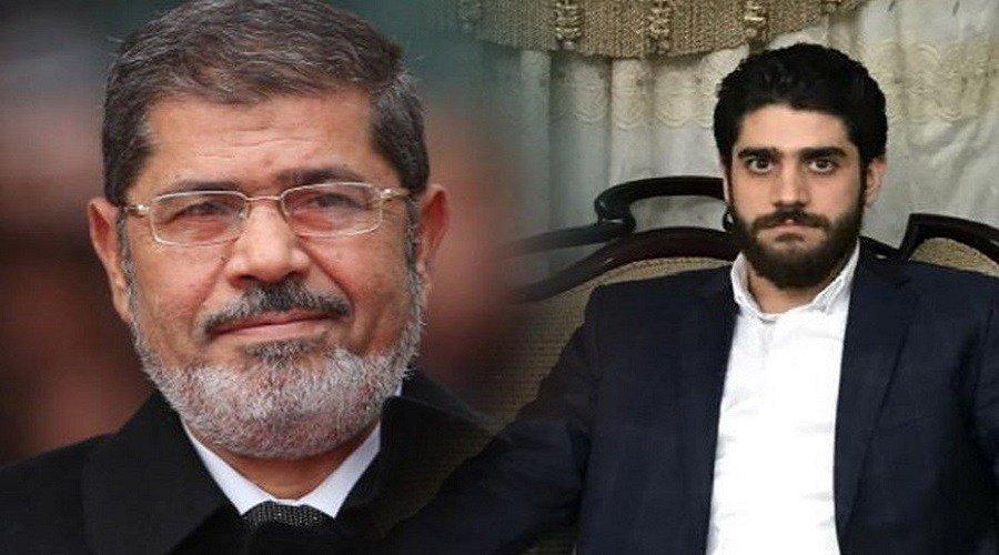 وفاة نجل الرئيس المصري الراحل محمد مرسي إثر أزمة قلبية مفاجئة