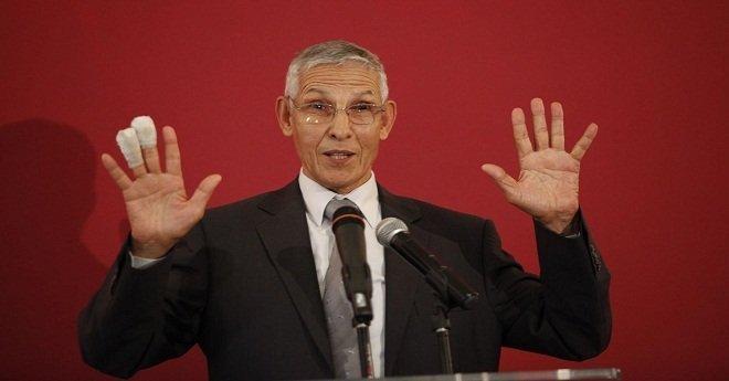 """الداودي يرش البرلمان بـ""""سنيدة"""" ويصف دعم الحكومة للسكر والبوتان بـ""""المنكر"""""""