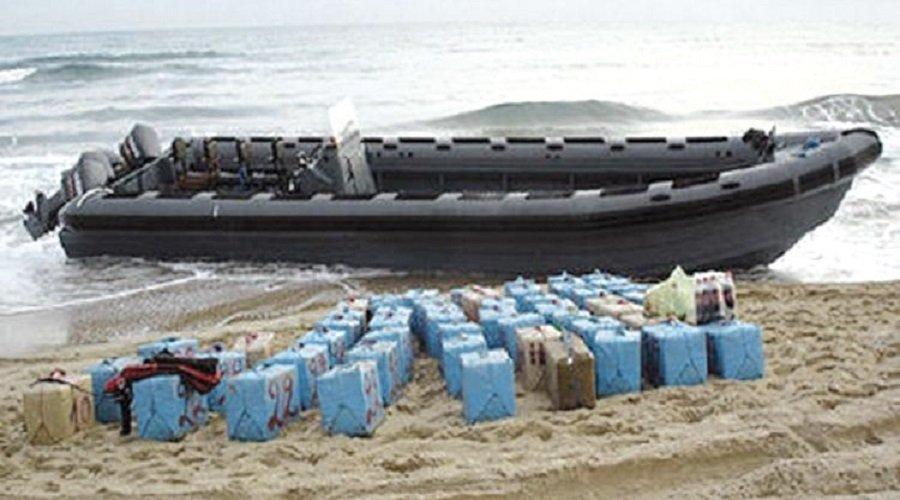 ضياع قارب صيد يطيح بشبكة دولية لتهريب المخدرات