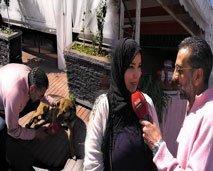 أجيو تشوفو كيفاش جاوبو المغاربة على سؤال اليوم في برنامج ميكرو رمضان