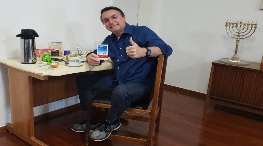 الرئيس البرازيلي جايير بولسونارو يتعافى من فيروس كورونا