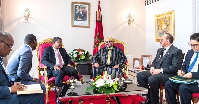 """الملك محمد السادس يدعو إلى """"صياغة خطة عمل إفريقية بشأن الهجرة"""""""