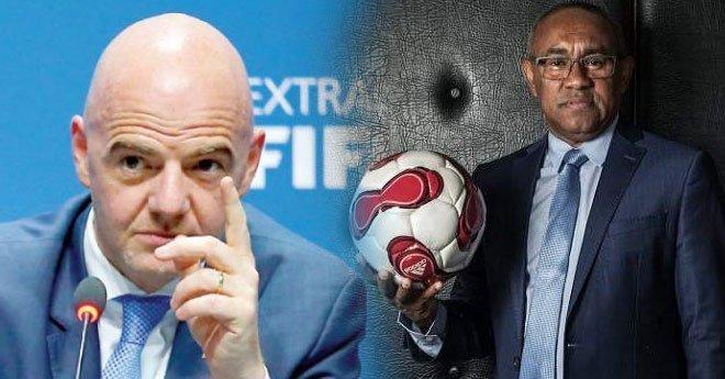 """رئيس الـ """"كاف"""": تلقيت تهديدات من """"الفيفا"""" بسبب دعمي للملف المغربي"""