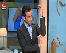 عندك الكرش و باغي تحيدها؟ طارق المليح يعطي نصائح للتخلص من البطن بالتغدية