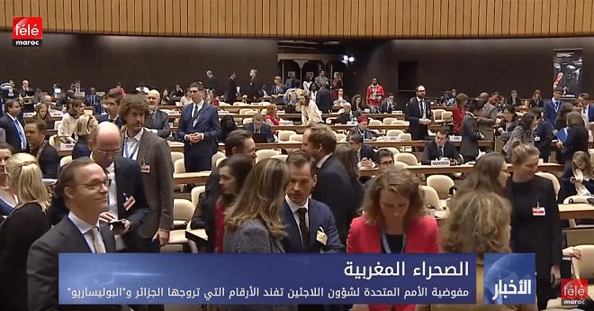 24116624b72a2 مفوضية الأمم المتحدة لشؤون اللاجئين تفند الأرقام التي تروجها الجزائر  و