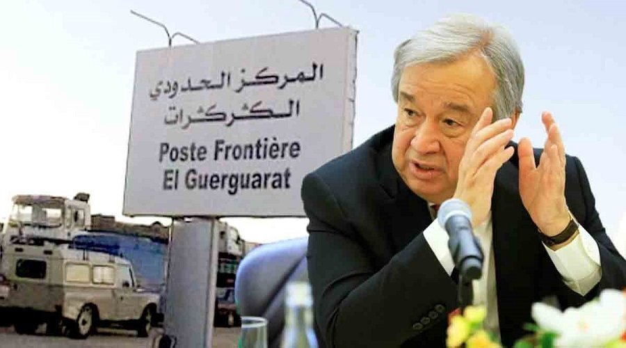 الأمين العام للأمم المتحدة يحذر من اندلاع أعمال عنف في الكركارات