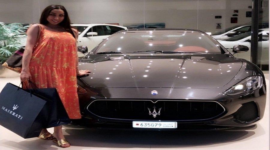 سيارة فارهة وفستان بقيمة 159 مليونا هدية ترك لدنيا بطمة
