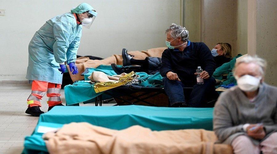 3033 حالة تعافي من كورونا خلال يوم واحد بإيطاليا