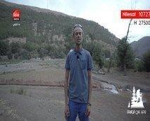 وحيد في الطبيعة يتحدى عراقيل إكتشاف جبال الأطلس الكبير بدون لوازم سفر