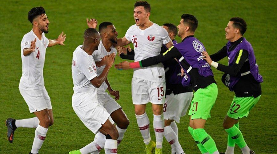 قطر تطيح بالساموراي الياباني وتتوج بكأس آسيا